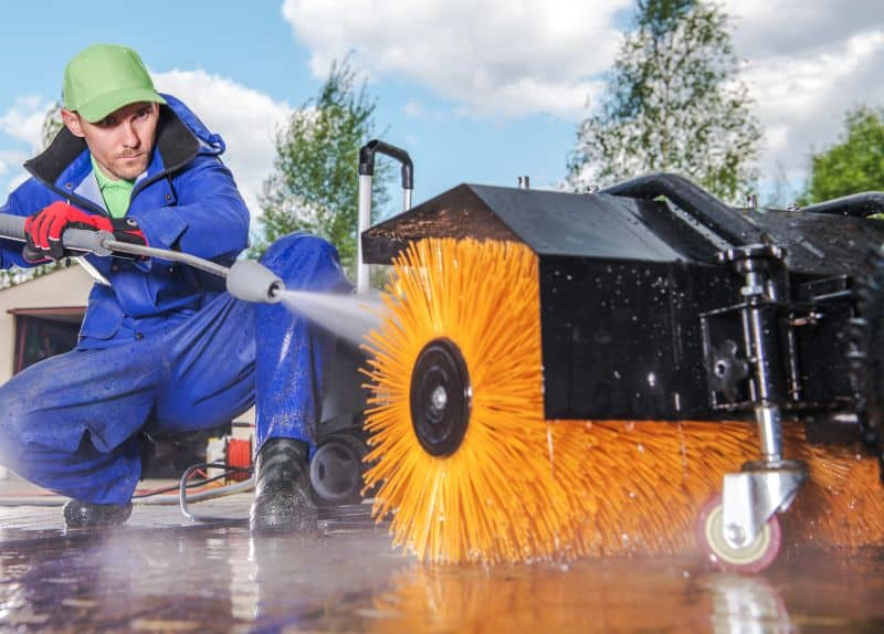 Powerwash Equipment for Residences